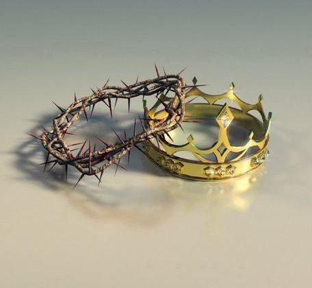 Jesus; King